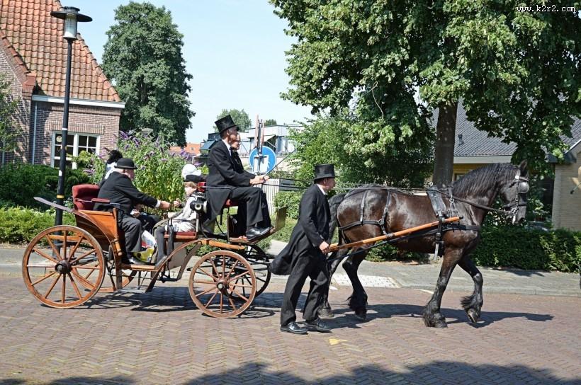 荷兰传统马车图片 第7张