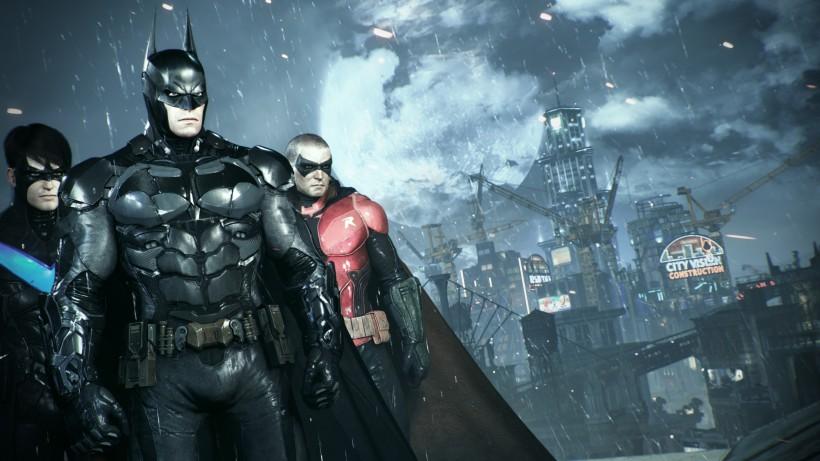 《蝙蝠侠:阿甘骑士》宣传图片大全 第3张